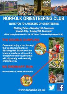 norwich-orienteering