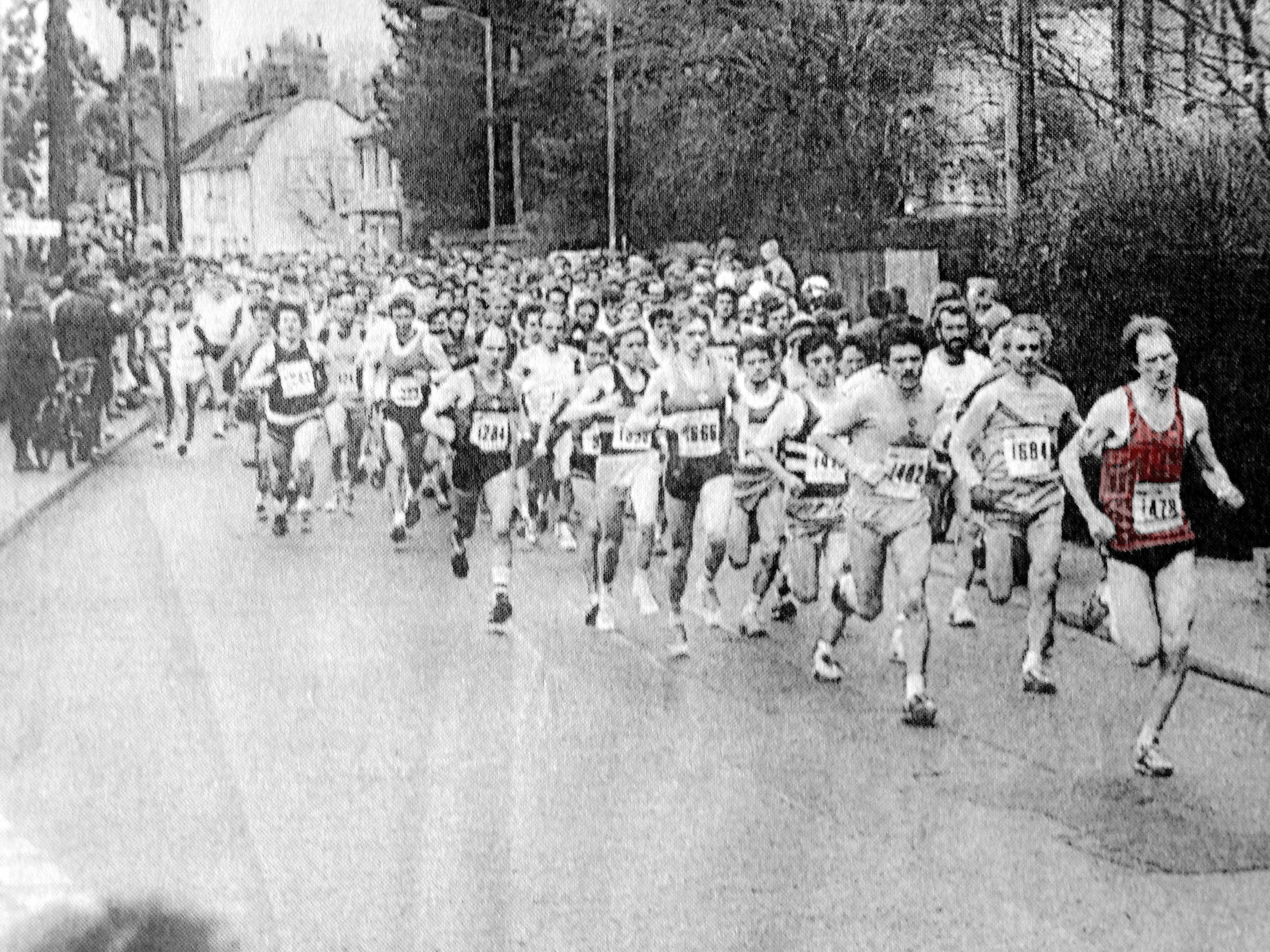 Bungay-Half-Marathon-1986-Red-Shirt