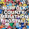 NORFOLK COUNTY MARATHON (Postal)